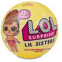 בובת Lol Little Sister סדרה 3 !!