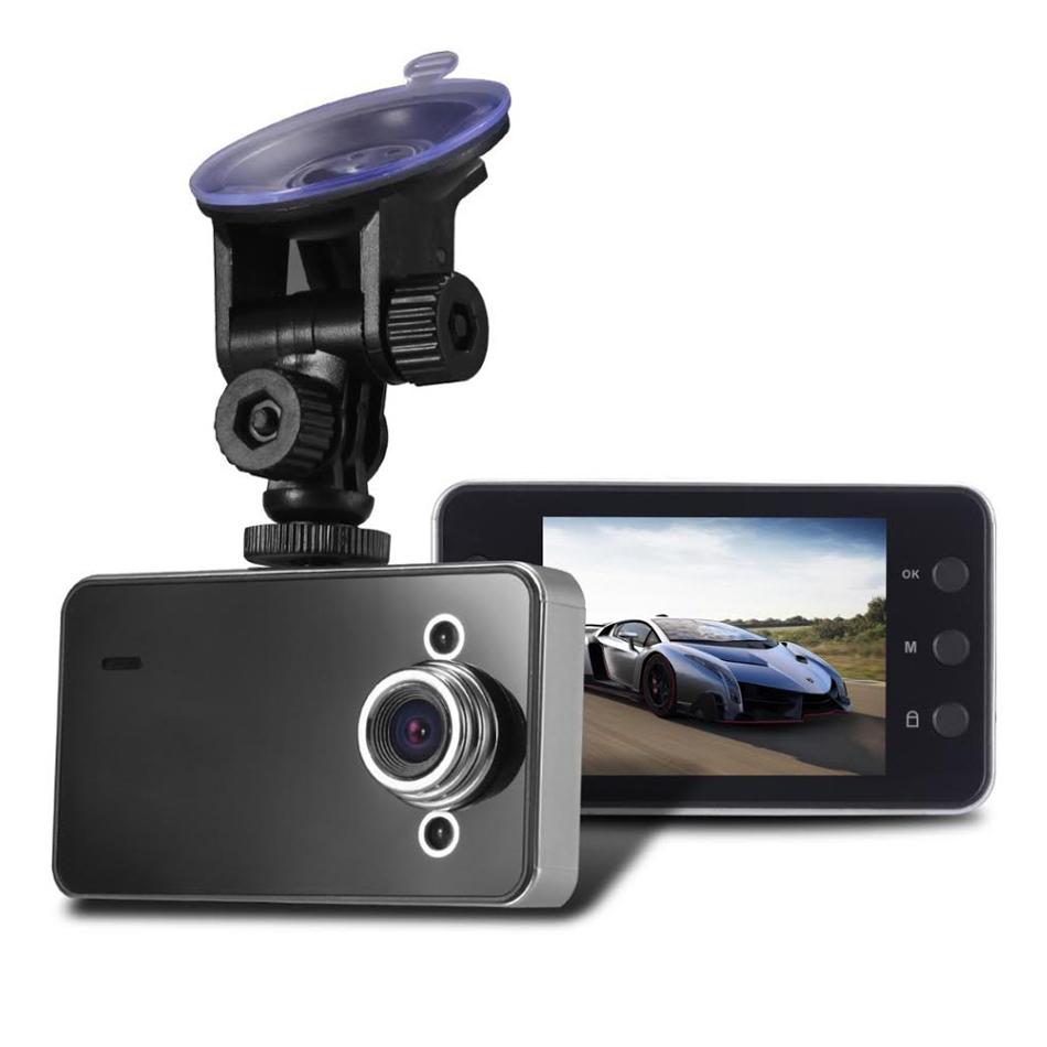 מצלמת רכב משולבת צילום וידאו ותמונות עם צג צבעוני ענק 2.4 אינץ'