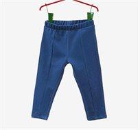 טייץ סטרצ'י לתינוקות בצבע ג'ינס