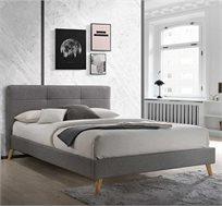 מיטת זוגית 180X200מרופדת דגם TENESY