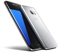 "SAMSUNG GALAXY S7 EDGE מסך 5.5"" מצלמה 12MP עם טכנולוגיה dual פיקסלים, נפח אחסון 32GB  - משלוח חינם!"