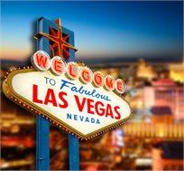 טיסות הלוך ושוב ומלון בלאס וגאס ל-8 ימים החל מכ-$1099*