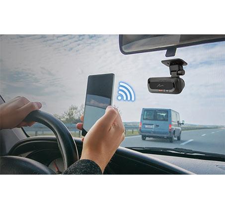 מצלמת רכב 2.5K QHD 1600p Mio MiVue דגם J85 - משלוח חינם - תמונה 2