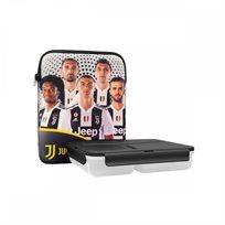 סט קופסאות אוכל Juventus