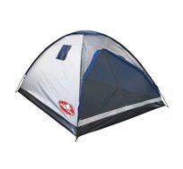 אוהל איגלו ל-6 אנשים עשוי בד פוליאסטר כולל נרתיק נשיאה וחלונות רשת Australia Camp