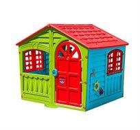 בית ילדים Dream House בית מפואר לילדים תוצרת PALPLAY אירופה