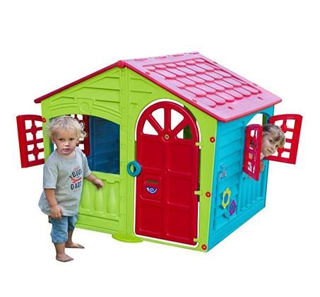 בית ילדים Dream House בית מפואר לילדים תוצרת PALPLAY אירופה - משלוח חינם - תמונה 3