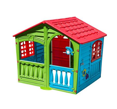 בית ילדים Dream House בית מפואר לילדים תוצרת PALPLAY אירופה - משלוח חינם - תמונה 2