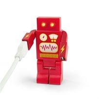MUSTARD// Robo Hub 2000- RED