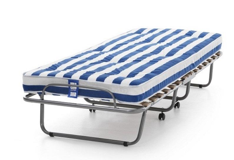 מבריק מיטה מתקפלת קלה במיוחד לאירוח הכוללת מזרן נוח במיוחד ZV-15