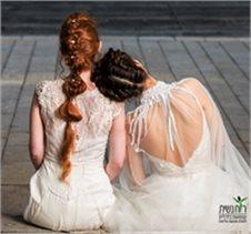 יריד שמלות כלה של עמותת רוח נשית בקניון אילון