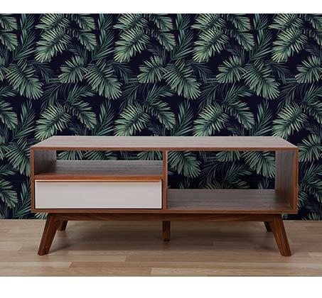 מזנון טלוויזיה לסלון בעיצוב צעיר ועכשווי
