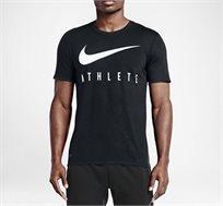 חולצת אימון נייק לגברים 739420-010 בצבע שחור