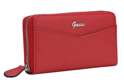 Guess נשים// Gleeson Medium Red