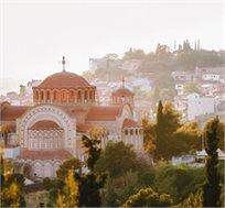 """טיול מאורגן ליוון כולל סלוניקי, קורפו ועוד ל-5 ימים ע""""ב א.בוקר החל מכ-$790*"""
