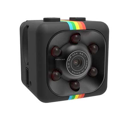 מצלמת ריגול זעירה FULL HD 1080P SPY CAM MICRO CAM DV דגם MAT-SQ11
