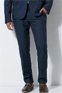 מכנסיים אלגנטיים כחולים
