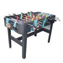 משחקים בבית! שולחן ביליארד 5 פיט דגם PR5 מבית CITYSPORT  עם מנגנון קיפול מהיר, נייד ונוח לאחסון.