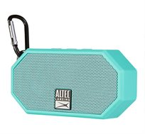 רמקול נייד Bluetooth אלחוטי + מיקרופון Altec Lansing עמיד למים וזעזועים דגם Mini H20 IMW257