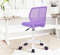 כיסא תלמיד מתכוונן דגם רוני במגוון צבעים לבחירה HOMAX