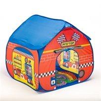 אוהל טיפי - מסלול מירוצים