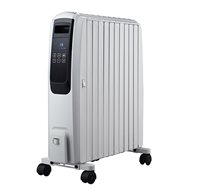 רדיאטור דיגיטלי מוגן וחכם בעל 10 צלעות DINO הספק 2500W דגם ATL-2030