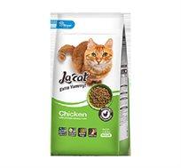 """מזון לחתולים בוגרים 7.2 ק""""ג בטעמים לבחירה לה קט"""