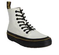 נעלי נשים Dr. Martens דגם מונט בצבעים לבן שחור