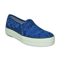 Keds - סניקרס טריפל דקאר בצבע כחול