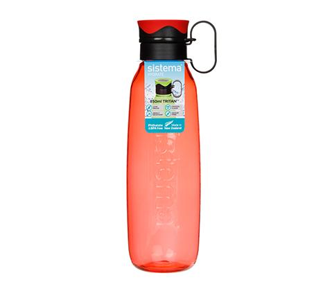 """בקבוק שתייה הידרו טריטן סוויפט 850 מ""""ל Sistema"""