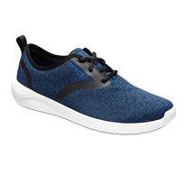 Crocs LiteRide Lace - נעלי סניקרס ספורטיביות בטכנולוגיית לייט רייד בצבע כחוללבן