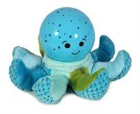אוקטו התמנון - מנורת שינה וצעצוע מקולקציית האורות