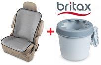 חבילת מגן למושב הרכב + מתקן כוס מקורי