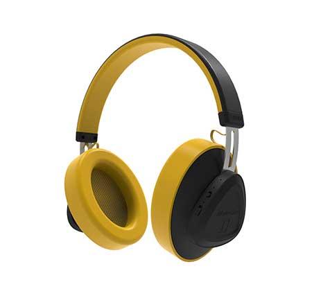 אוזניות אלחוטיות Bluedio עם Bass עוצמתי ומסנן רעשים אקטיבי דגם TMS - תמונה 2