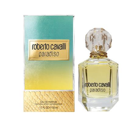 """בושם לנשים Roberto cavalli paradiso רוברטו קאוולי א.ד.פ 50 מ""""ל"""