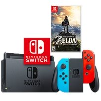 Nintendo Switch נינטנדו סוויץ' חבילת זלדה