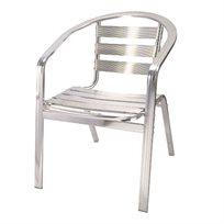 כסא מסעדה מאלומיניום דגם פופ