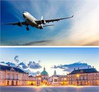 טיסה הלוך חזור לקופנהגן רק בכ-$195*
