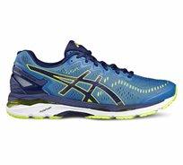 נעלי גברים מקצועיות לריצות ארוכות המתקנות ותומכות בקריסת כף הרגל דגם Asics Gel Kayano 23
