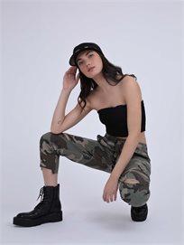 מכנסיים צבאיות ג'וליאנה סטייל ריבר