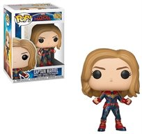 Funko Pop - Captain Marvel (Captain Marvel) 425  בובת פופ