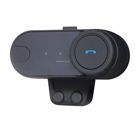 דיבורית Bluetooth לקסדות מלאות לכל סוגי הסמארטפונים