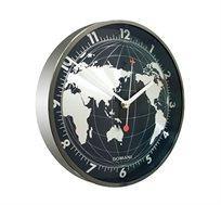 שעון גלובס בעל מסגרת טיטאניום