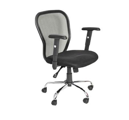 כסא רשת משרדי אורטופדי מעוצב דגם סיוון