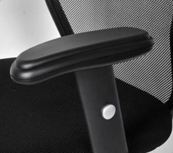 כסא רשת משרדי אורטופדי בעל מנגנון לשינוי זווית הגב דגם סיוון - משלוח חינם - תמונה 2