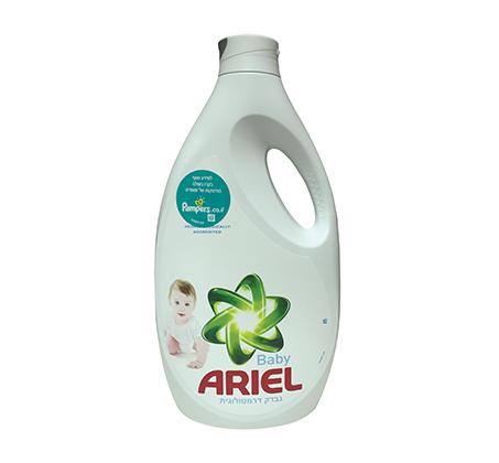 מארז 4 בקבוקי נוזל כביסה Ariel Baby אריאל בייבי