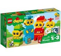 הרגש הראשון שלי - משחק לילדים LEGO