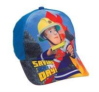 כובע סמי הכבאי לילדים במגוון צבעים והדפסים לבחירה