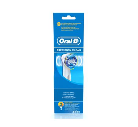 2 ראשים למברשת שיניים חשמלית