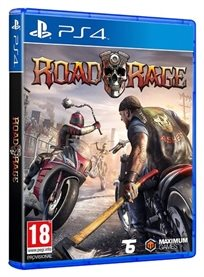 Road Rage Ps4 אירופאי!